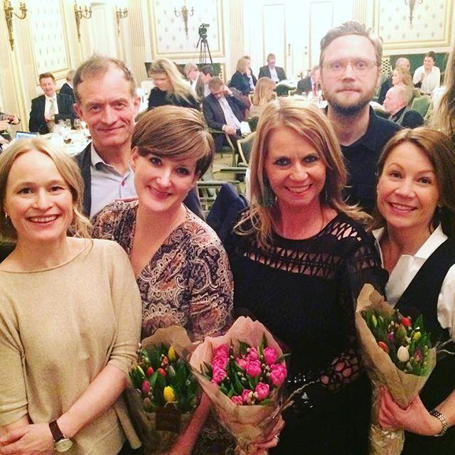 Denne uka kåret Oslo Redaktørforening Årets redaktører. Her er de dyktige vinnerne og noen av de nominerte. Utrolig bra folk! Gratulerer til alle! ✨