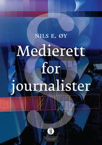 Medierett for journalister - omslag