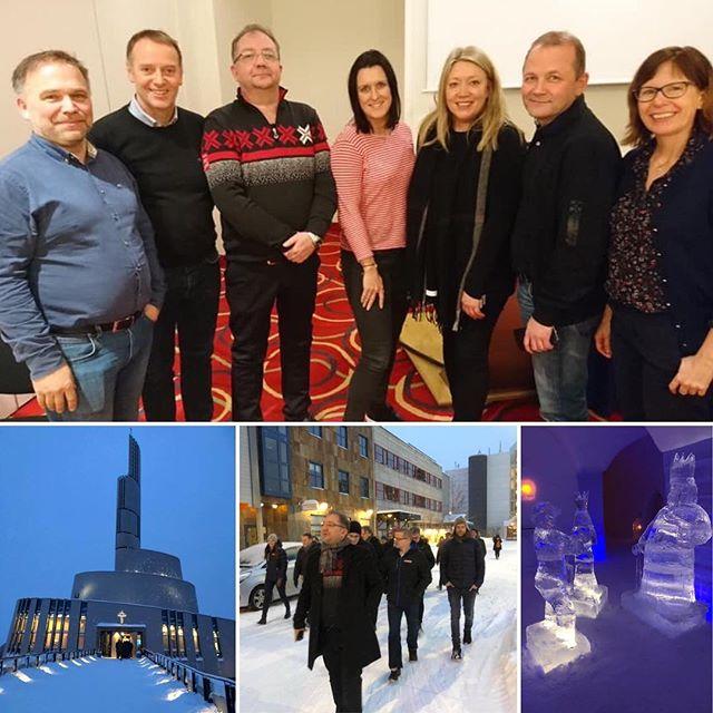 Denne gjengen altså! Nordnorsk Redaktørforening gjennomførte denne uka sin samling i Alta med rekorddeltakelse. Nå er de vpr nest største regionfor...