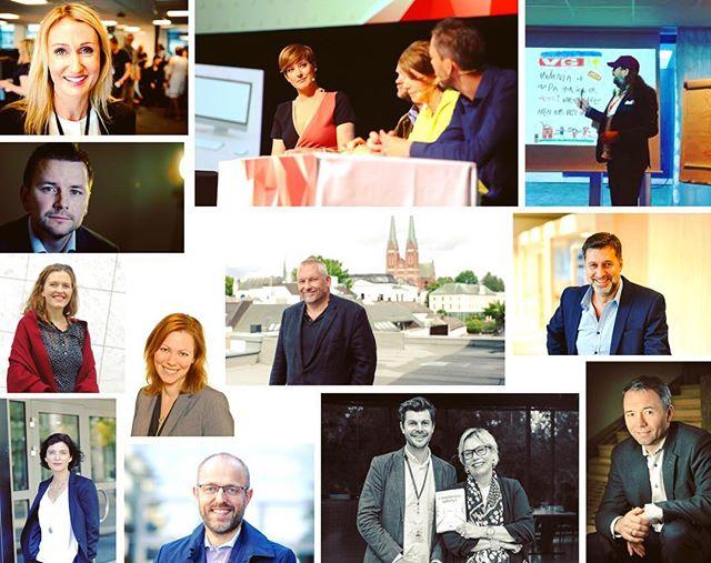 Møt disse folka på #høstmøtet2017 Bergen 1.-2. nov. Les mer på nored.no #redaktørliv #redaktorliv #mediacitybergen #mcb #gledeross #presseetikk #sa...
