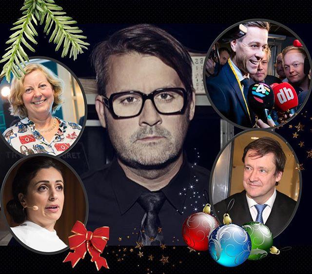 Oslo Redaktørforening har  julemøte i kveld - med en