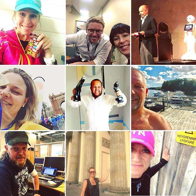 Se så mange flotte medlemmer vi har! #redaktørliv #redaktorliv #vårreskarra