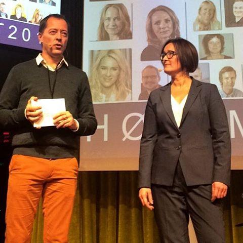 Takk til @renesvendsen og @bshestvik som har ledet oss gjennom høstmøtet de siste to dagene
